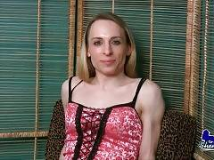 Cute Blond Tranny Lexi Is Very Naughty 2