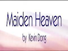Cute TS Maiden Heaven Is Very Naughty 1