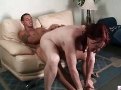 Slutty TS Jena Roberts Enjoys Anal Massage 2