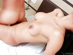 Lovely Tranny And Muscled Stud Enjoy Hot Sex Game 2