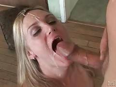Naughty shemale gets her warm asshole deeply banged.
