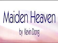 Sexy T-Girl Maiden Heaven Starts Hot Solo 1